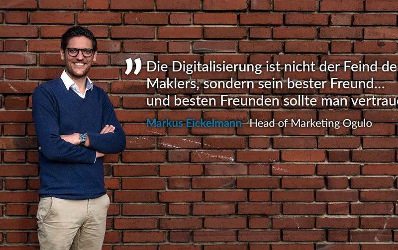 Digitalisierung Makler