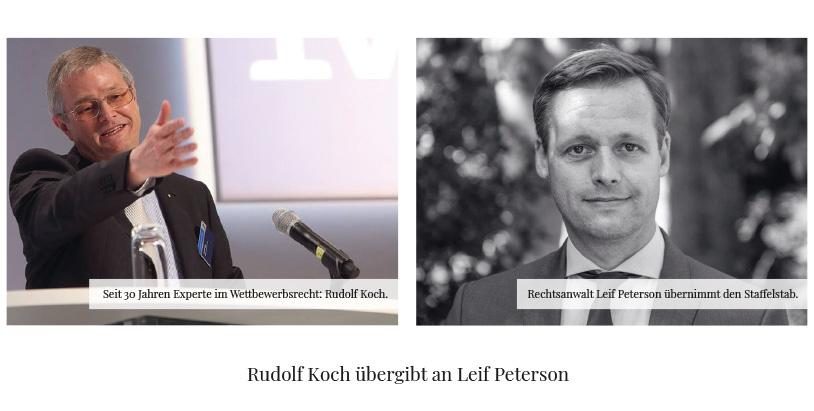 Rudolf Koch Leif Peterson klein